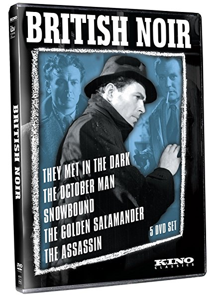 British Noir Set