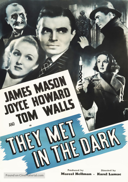 They Met In The Dark 1943