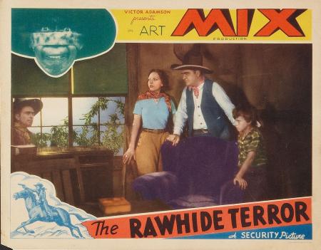 The Rawhide Terror 1934
