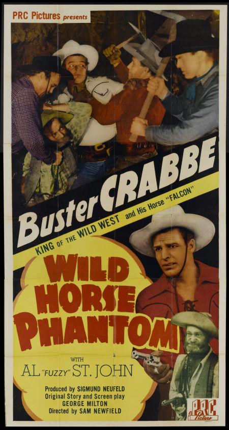 Wild horse phantom 1944