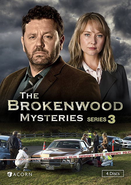 The brokenwood mysteries series 3 dvd