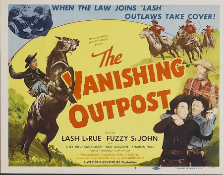 The vanishing outpost 1951