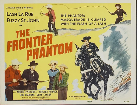 The Frontier Phantom 1952