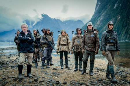 Alien covenant ridley and cast