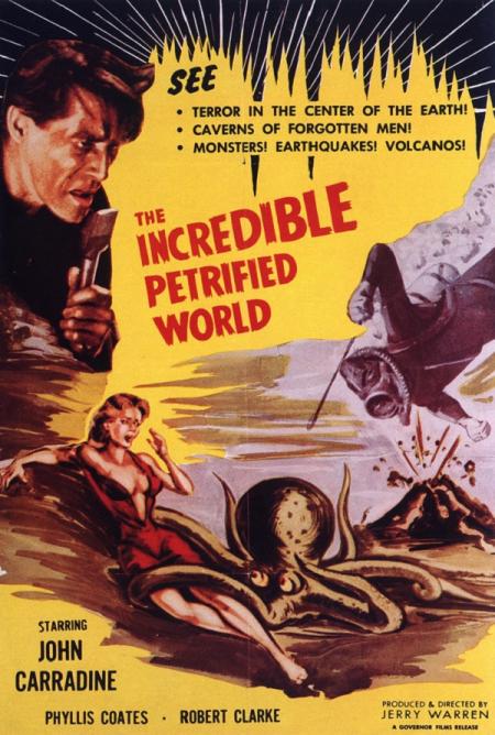 The incredible petrified world 1959