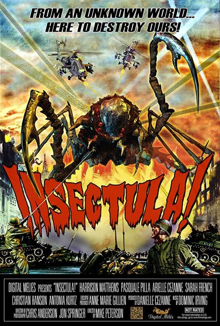 Insectula 2015