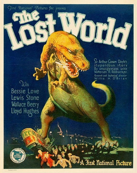 The lost world 1925 a