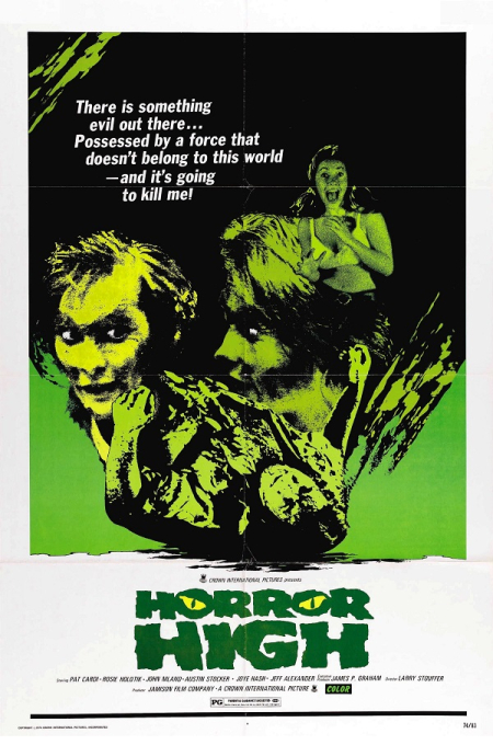 Horror high 1973