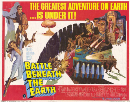 Battle beneath the earth 1967 a