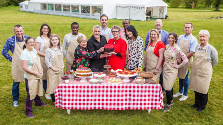 The great british bake off s8 everyone