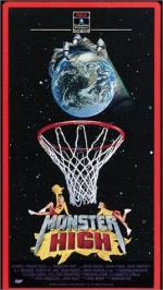 Monster High 1989 vhs