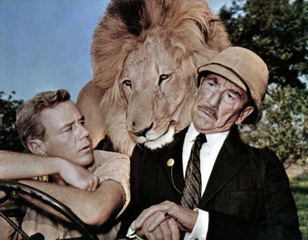 Clarence The Cross-eyed Lion 1965 f