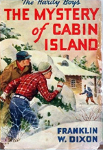 The Mystery Of Cabin Island by Franklin W Dixon-001