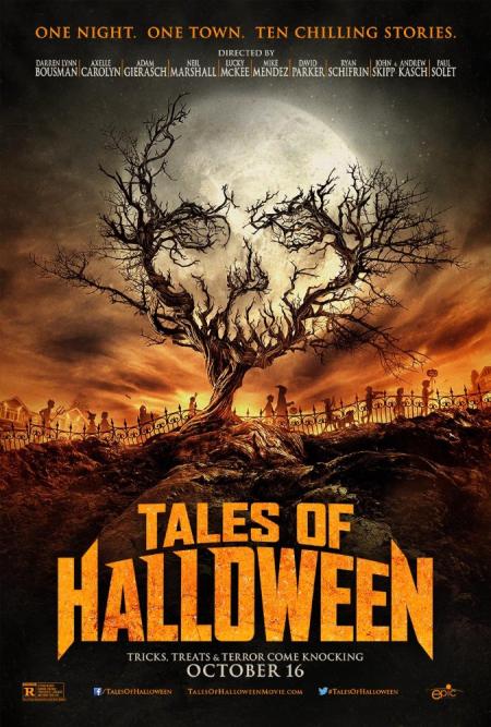 Tales of halloween 2015