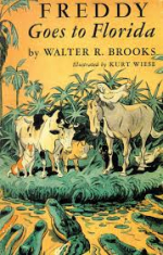 Freddy Goes To Florida by Walter R Brooks