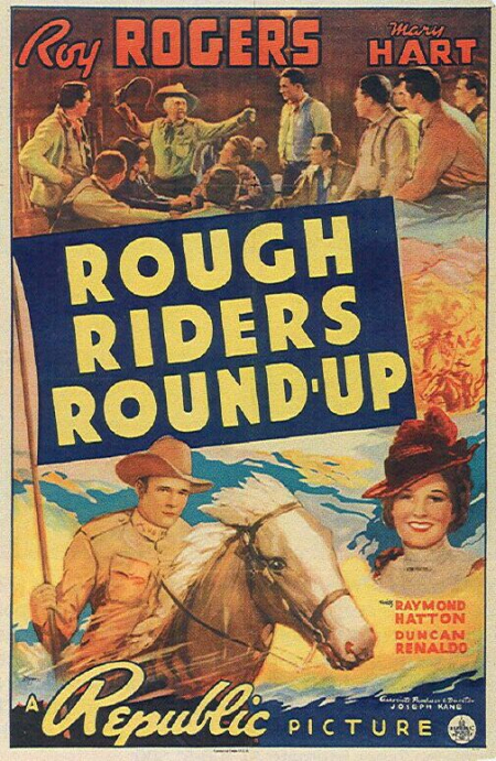 Rough Riders' Roundup 1939 (1)