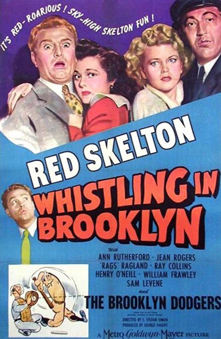 Whistling in brooklyn 1943 f