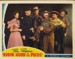 Robin Hood Of The Pecos j