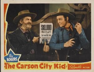 Carson City Kid g