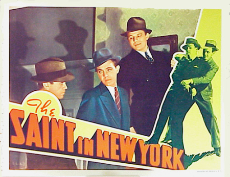 The saint in new york 1938 b