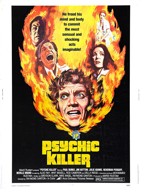 Psychic killer 1975 a