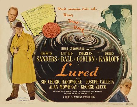 Lured 1947 c