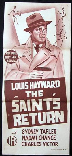 The saint's return 1953 thin