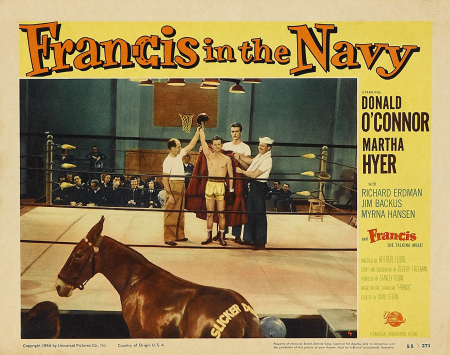 Francis in the navy b