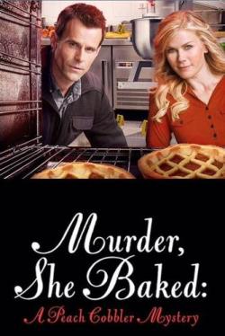 Murder  She Baked A Peach Cobbler Mystery