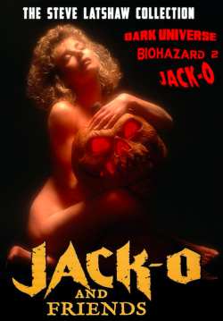 Jack-O and Friends revised DVD