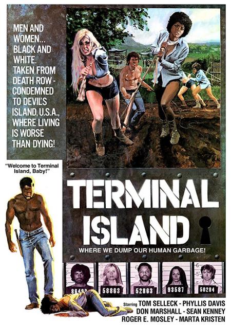 Terminal island 1973