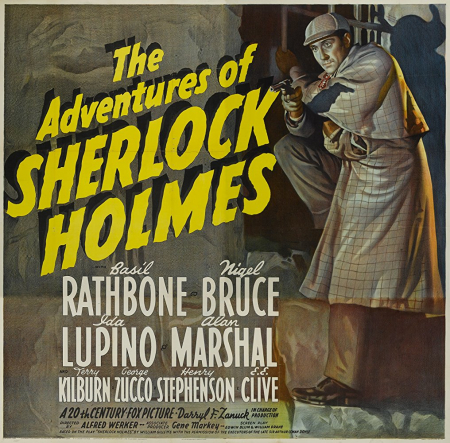 The Adventures OF Sherlock Holmes 1939 f