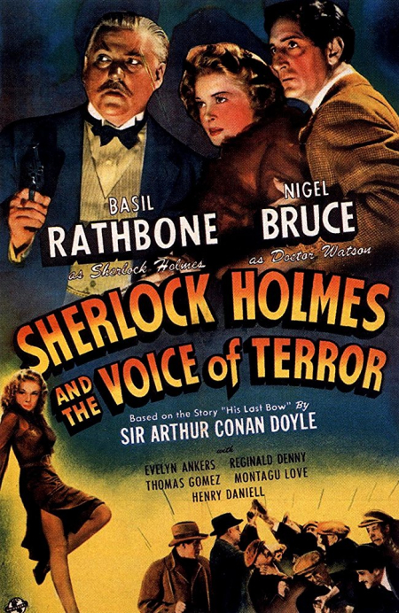 Sherlock Holmes And The Voice Of Terror 1942 a