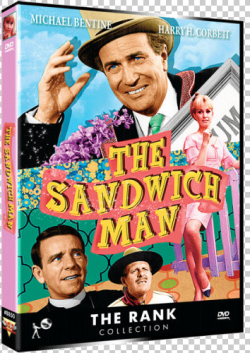 The Sandwich Man 1966 c