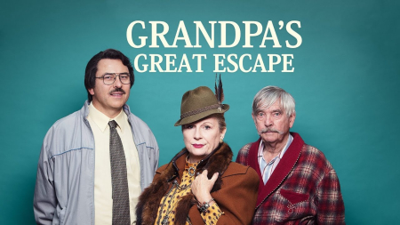 Grandpa's great escape david jennifer tom a