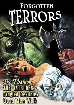 Forgotten horrors dvd