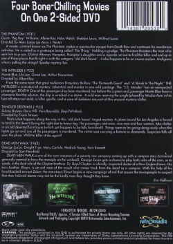 Forgotten horrors dvd back
