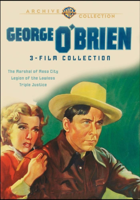 George o'brien 3 film collction