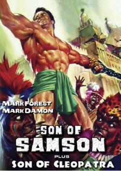 Son Of Samson 1960 dvd