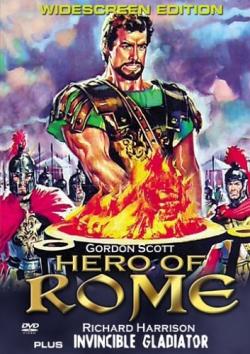 Hero of rome dvd