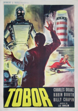 Tobor The Great 1954 d