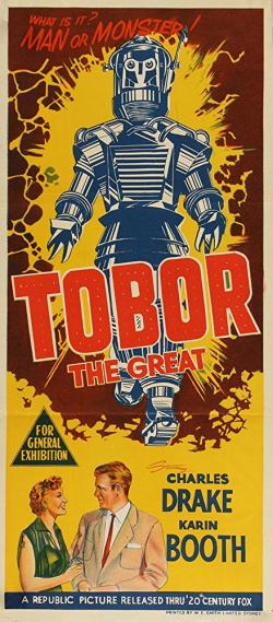Tobor The Great 1954 i