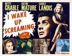 I wake up screaming 1941 c