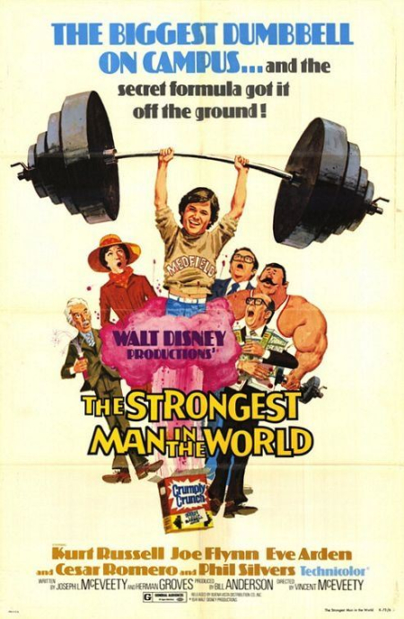 The Strongest Man In The World 1975