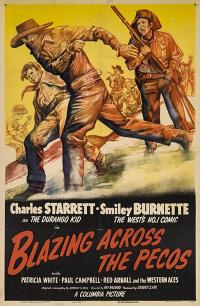 Blazing across the pecos 1948