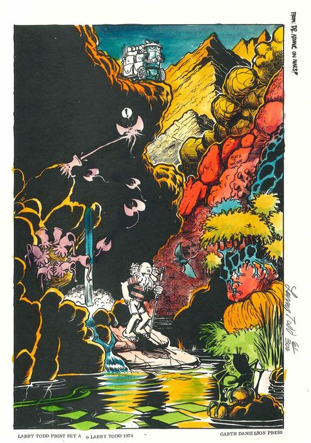 Doctor atomic on mars prints 1976 colored_1-002
