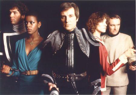 Blakes 7 cast series 3