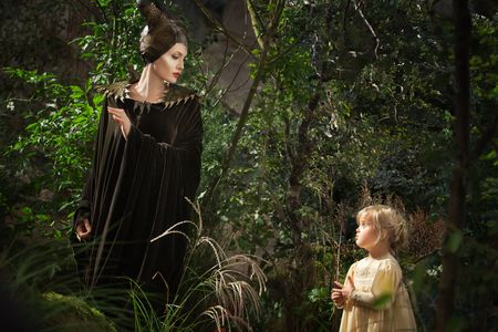 Maleficent-and the princess