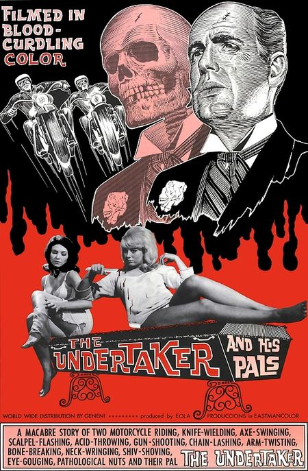The undertaker and his pals (0)