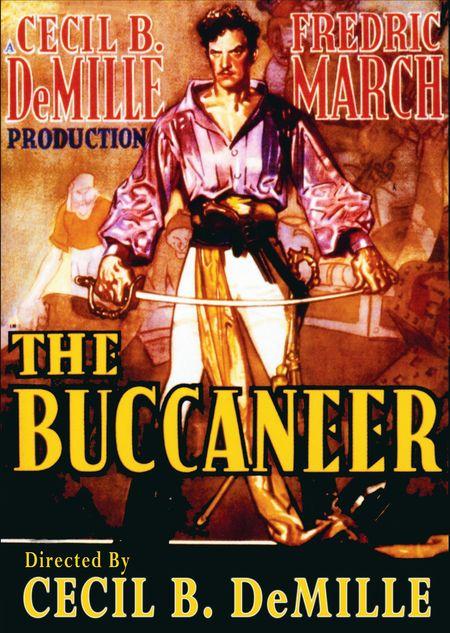 The buccaneer poster